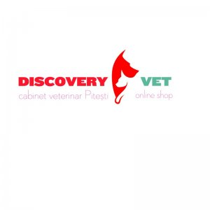 Logo cabinet veterinar Discovery Vet Pitesti